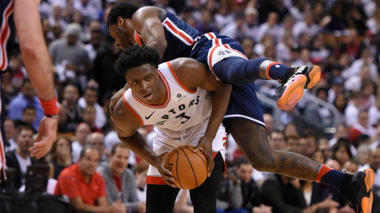 How Raptors killed their playoff demons and proved their new look works in Game 1 vs. Wizards