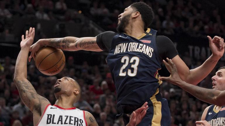 NBA Playoffs 2018: Anthony Davis erupts in first playoff win, but it was Jrue Holiday that saved the Pelicans in Game 1