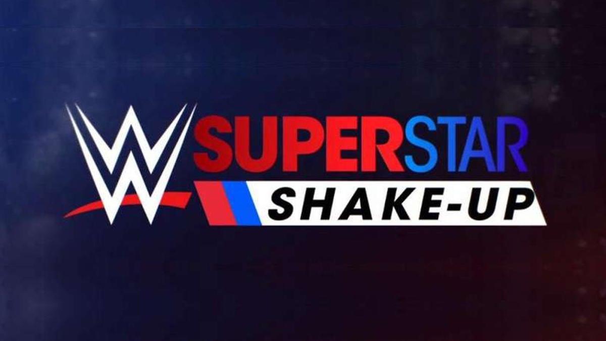 wwe shake up 2018 RESULT에 대한 이미지 검색결과
