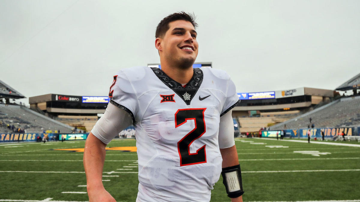 2018 Nfl Draft Steelers Take Mason Rudolph To Back Up Big Ben After Trade With Seahawks Cbssports Com