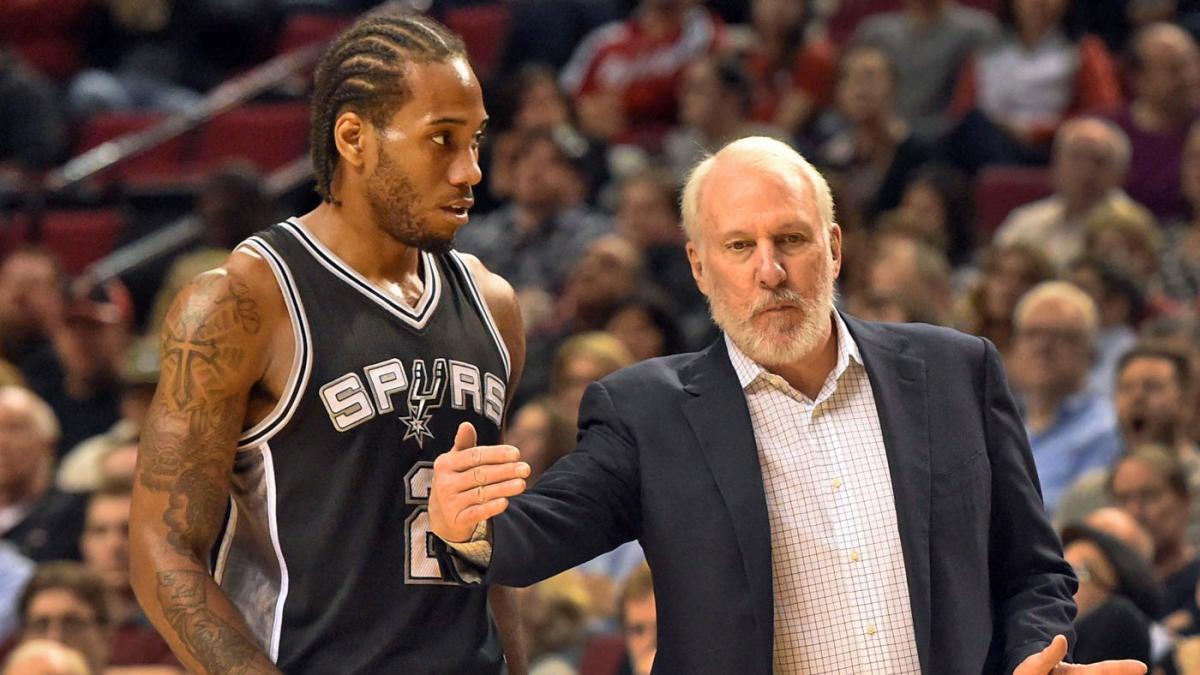 Rip Hamilton On Kawhi Leonard Spurs Saga Gregg Popovich Thought He Was A Tim Duncan Cbssports Com