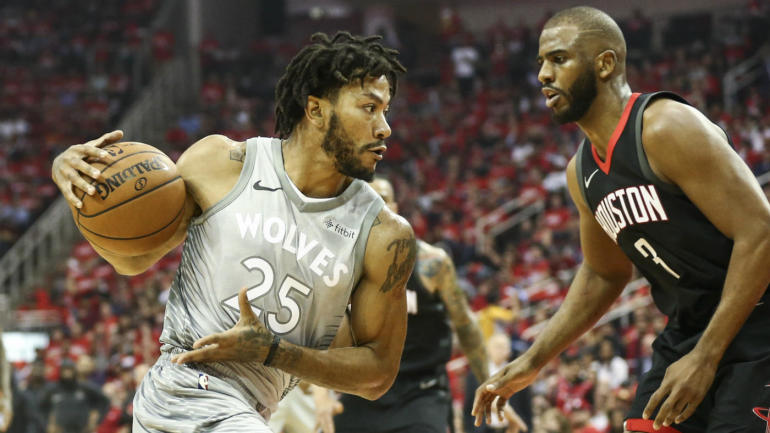 Nba Playoffs 2018 Watch Timberwolves Vs Rockets Game 3