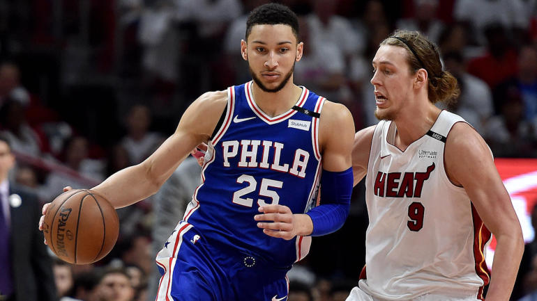 76ers vs. Heat odds, Game 5: 2018 NBA playoffs picks, predictions from Vegas legend who's 13-3