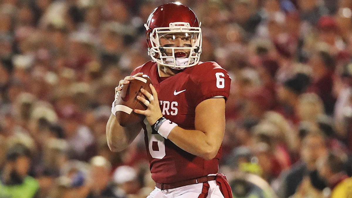 4726ad28 2018 NFL Mock Draft: Baker Mayfield to Browns No. 1, six QBs in ...