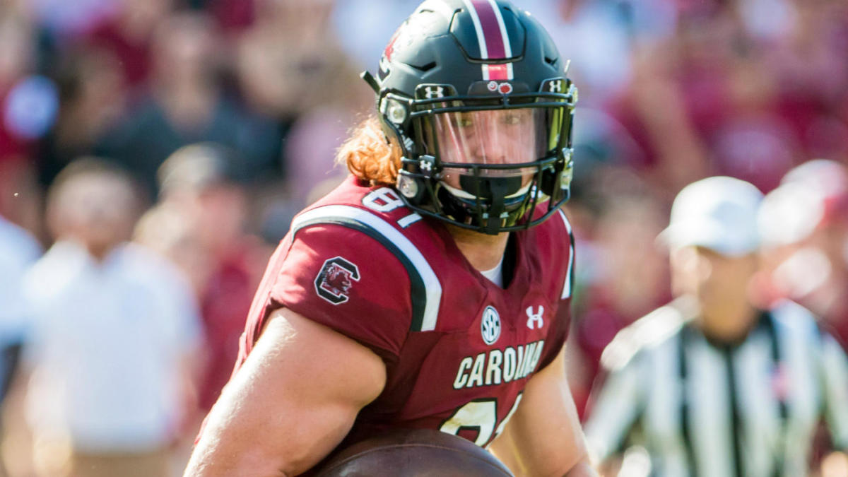 online store b4102 3da9d Ravens first-round pick Hayden Hurst reportedly out multiple ...