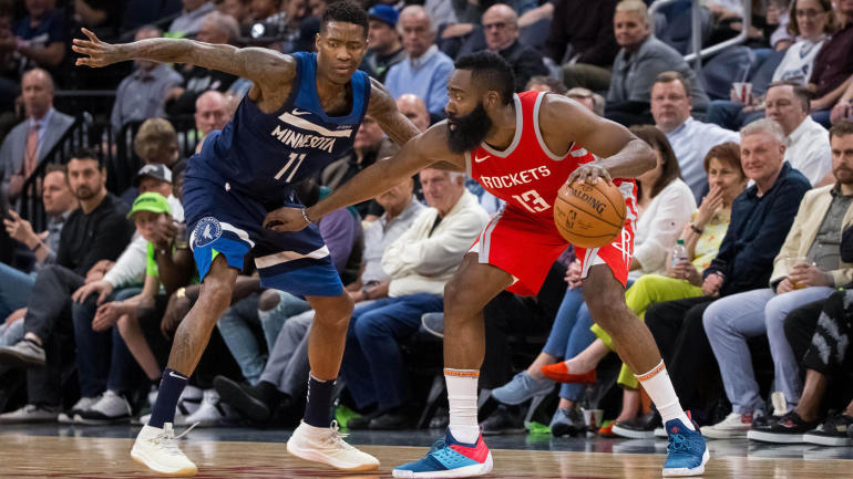 How the Rockets virtually extinguished the Wolves  playoff hopes in 12  minutes of flawless basketball - CBSSports.com 4bc4e14ee