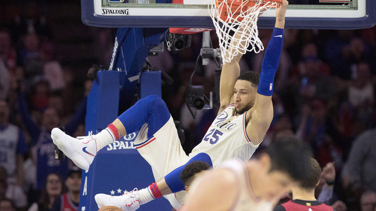NBA Playoffs 2018: Heat vs. 76ers Game 5 score, series ...