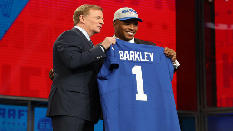 8b5893e2b 2018 NFL Draft  Grades and analysis for every pick in the first round -  CBSSports.com