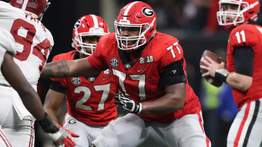 10e9ab511 NFL Draft  Panthers select D.J. Moore with No. 24 pick - CBSSports.com