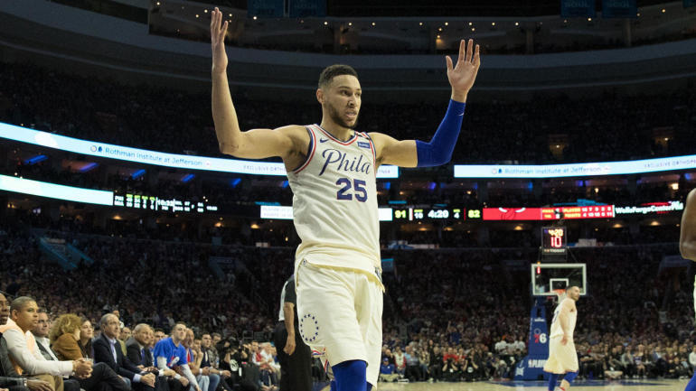 4c1b8b3d4 Jimmy Butler trade rumors  Did Wolves  Tom Thibodeau really ask 76ers for  Ben Simmons  - CBSSports.com