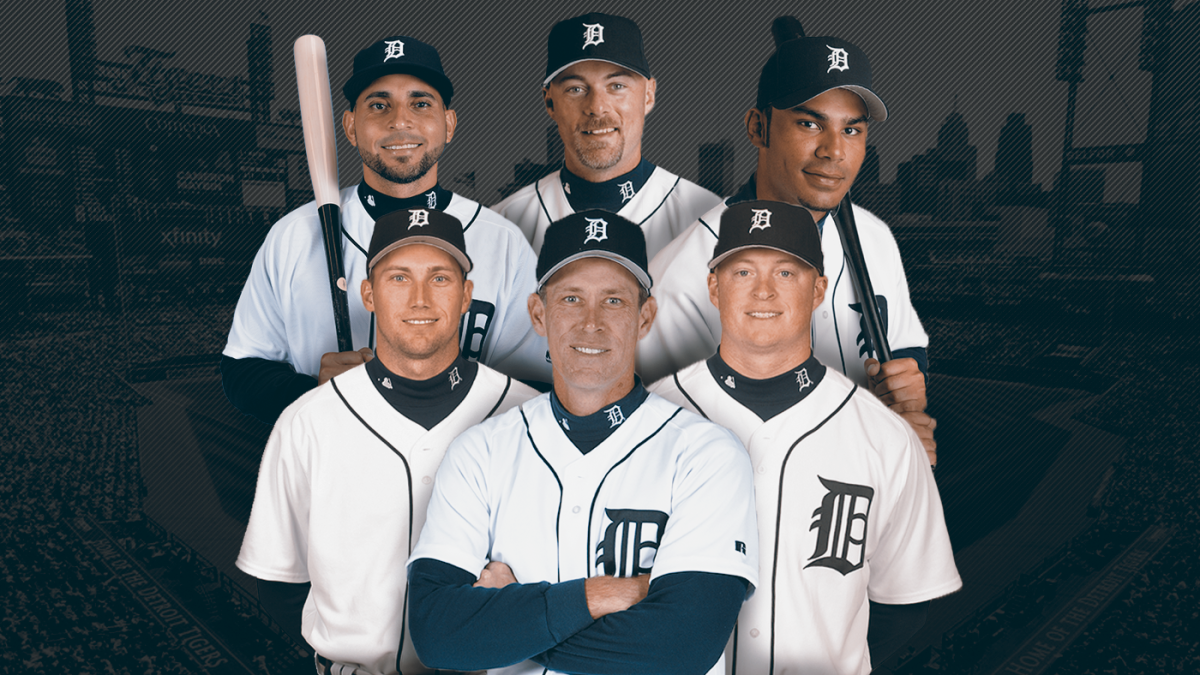The 2003 Detroit Tigers, one of the worst MLB teams ever