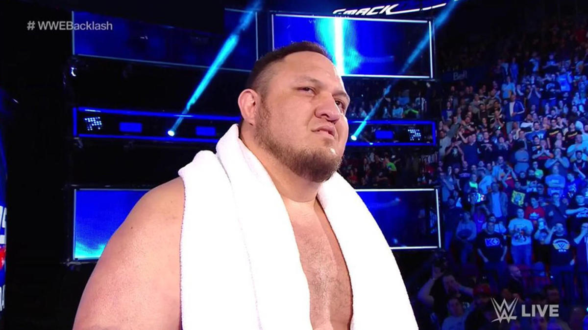Samoa Joe becomes third major WWE star in three months suspended for violating wellness policy #Sportskeedi