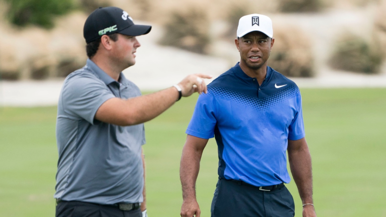 2018 wells fargo championship tee times  tiger woods