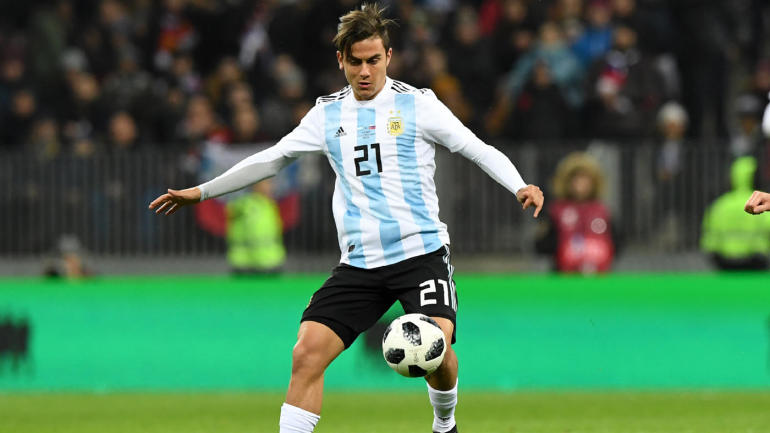 World Cup 2018 preliminary rosters: Dybala on Argentina ...
