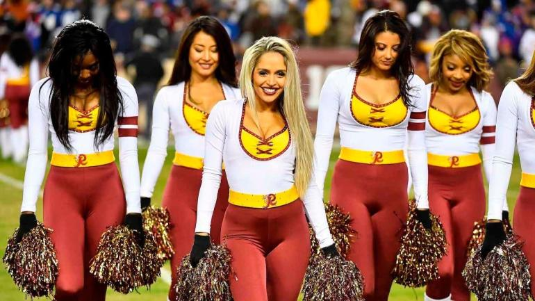 Golf Channel Shop >> Redskins respond to accusations that they were 'pimping' out their cheerleaders - CBSSports.com