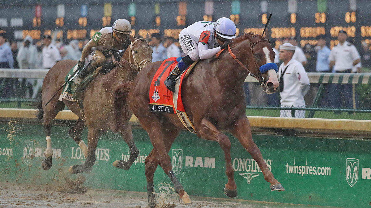 Kentucky Derby 2019: Weather forecast, rain projections for