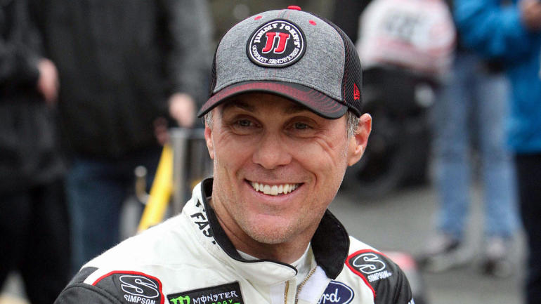NASCAR at Kansas results, standings: Kevin Harvick wins series-leading fifth race