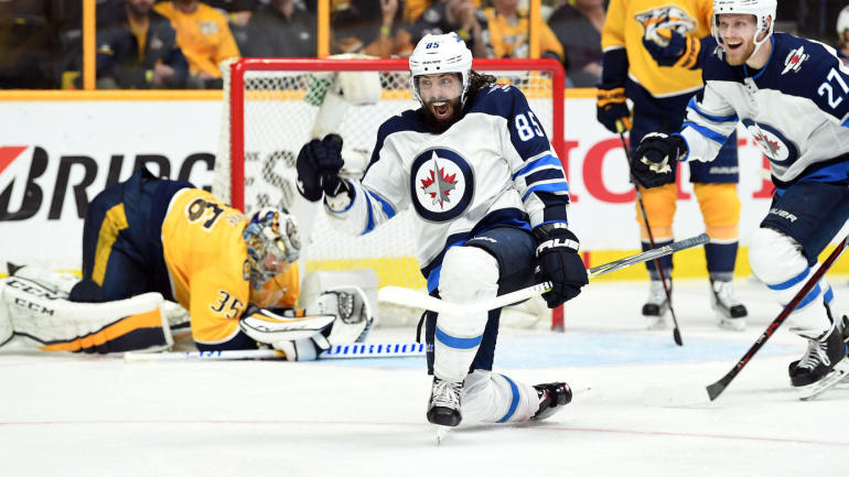 NHL Playoffs 2018: Winnipeg Jets vs. Nashville Predators ...