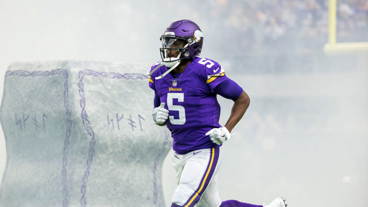 best website 645f3 daee2 Vikings' Mike Zimmer on facing Teddy Bridgewater for first ...