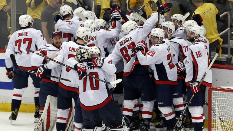 NHL playoffs 2018  Pittsburgh Penguins vs. Washington Capitals scores 97beda4d8ac