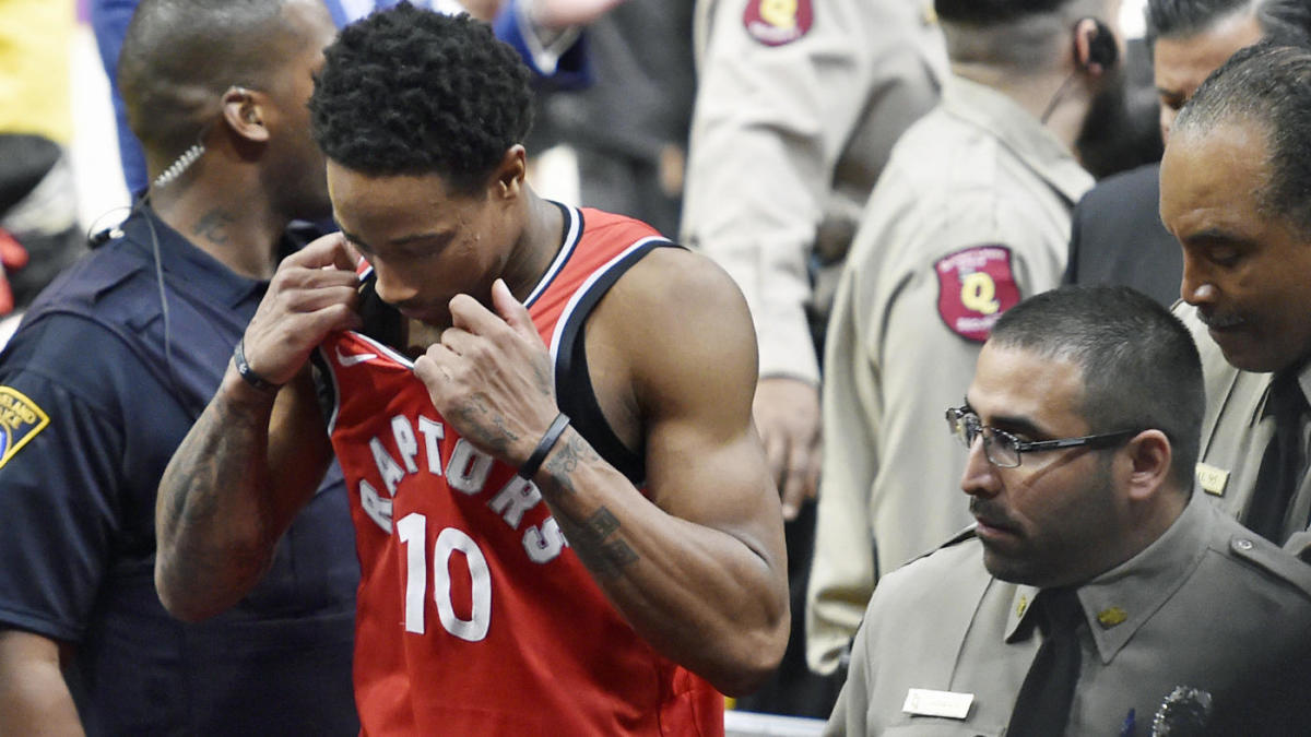 Image result for demar derozan leaving