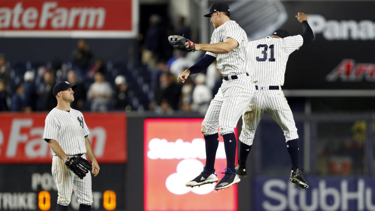 The Yankees are 17-1 in their last 18 games, and here are four reasons to believe they can get even better