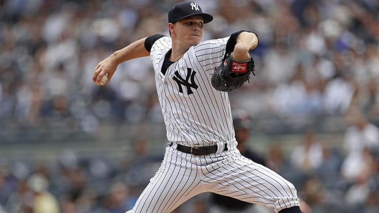 02f88bac5 MLB rumors  Reds closing in on Yankees  Sonny Gray  latest on Manny Machado-Bryce  Harper market - CBSSports.com