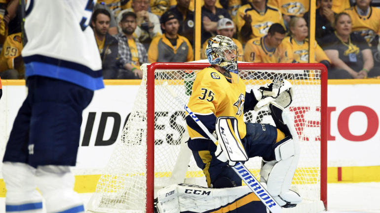 NHL Playoffs 2018  Five reasons the Nashville Predators were eliminated by  the Winnipeg Jets - CBSSports.com 003f4c61d