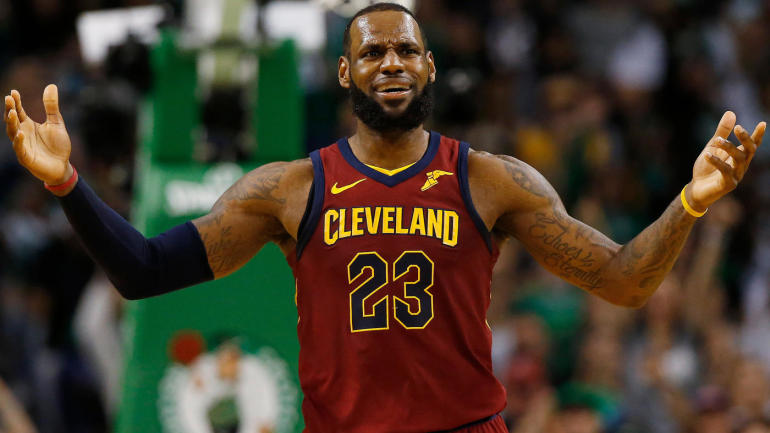 507f6495458 Cavs vs. Celtics playoffs  Twitter makes fun of Cleveland