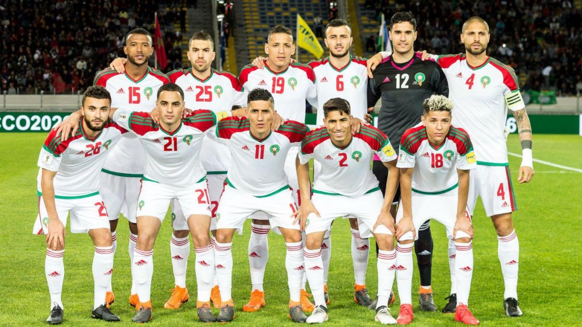 Marokko Nationalmannschaft