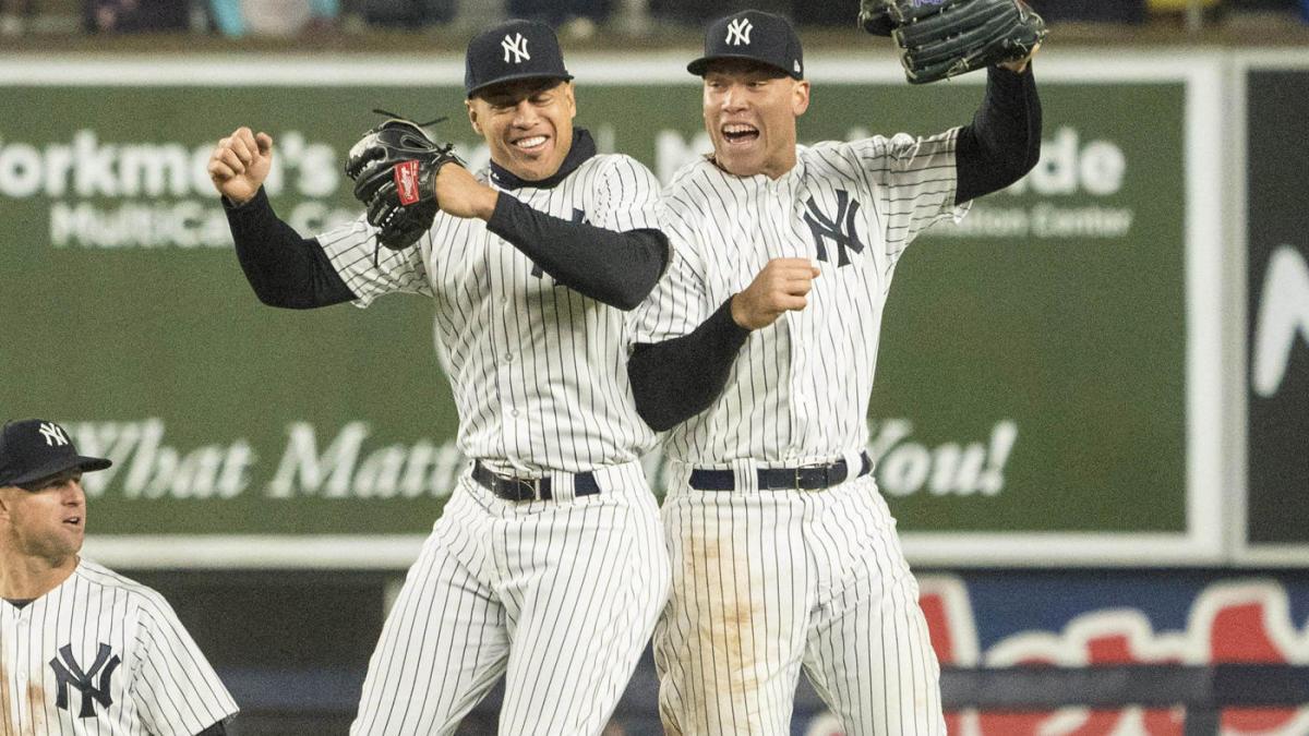 Projected 2019 MLB standings: Yankees, Dodgers looking like