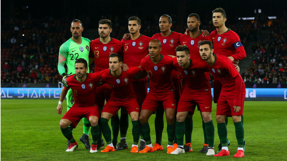 e8e1c3dbadb Portugal at the 2018 World Cup: Schedule, scores, how to watch Cristiano  Ronaldo, TV and live stream, players to watch - CBSSports.com
