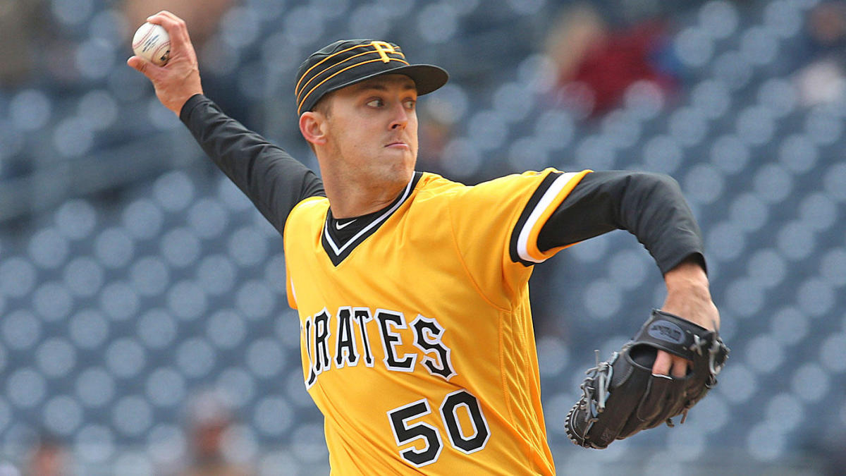 Yankees acquire Jameson Taillon in five-player trade with Pirates