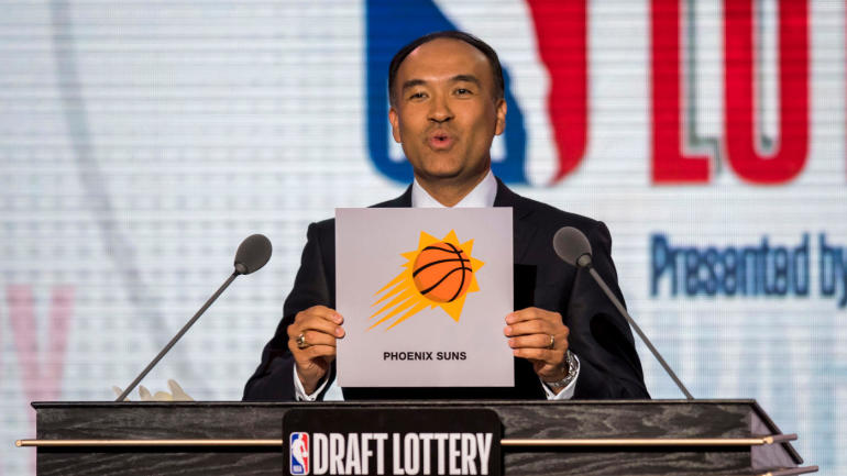 2018 NBA Draft Lottery: Winners and losers, including the Suns and their big decision - CBSSports.com ...