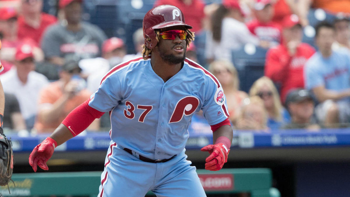 90021c980 Phillies outfielder Odubel Herrera's administrative leave extended until  July following domestic violence arrest