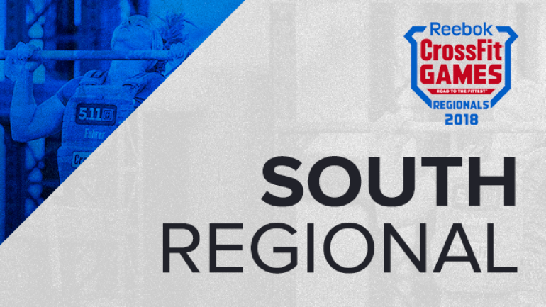 2018 Crossfit Games South Regional Day 2 Recap