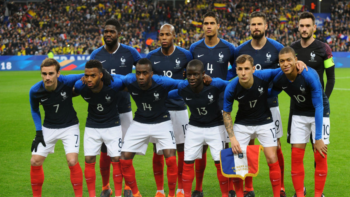 France Reaches 2018 World Cup Final Schedule Scores How To Watch Kylian Mbappe Tv And Live Stream Players To Watch Cbssports Com