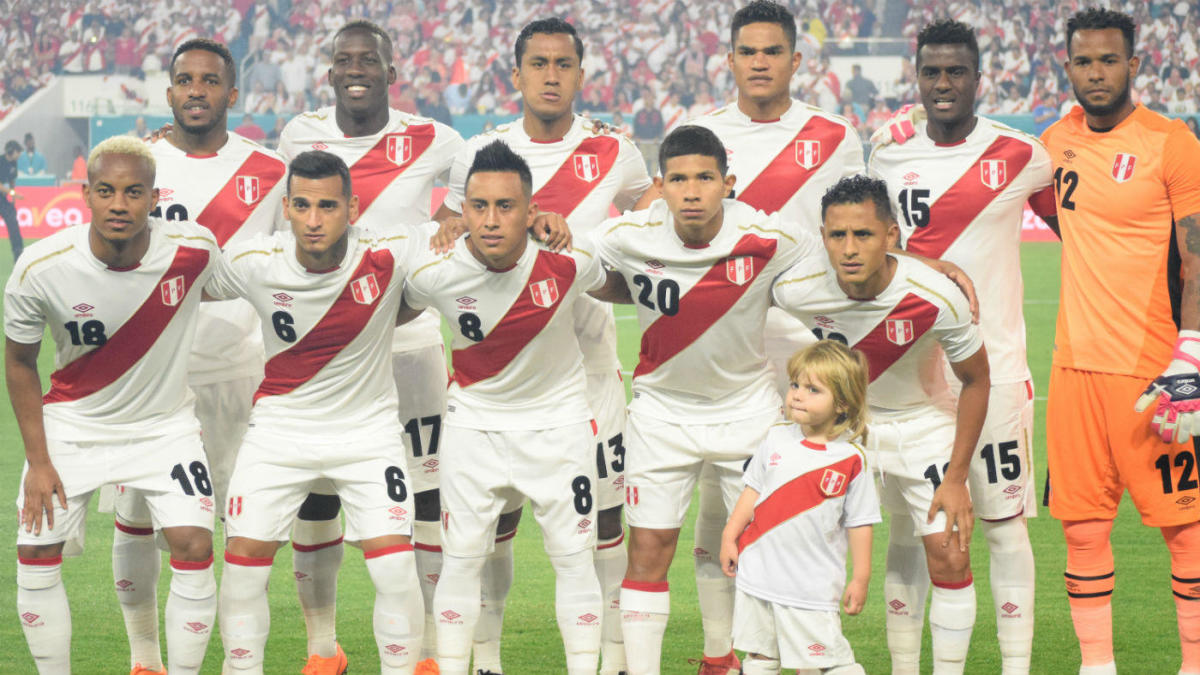 8e6e2b92f Peru at the 2018 World Cup: Scores, schedule, complete squad, TV and live  stream, players to watch - CBSSports.com