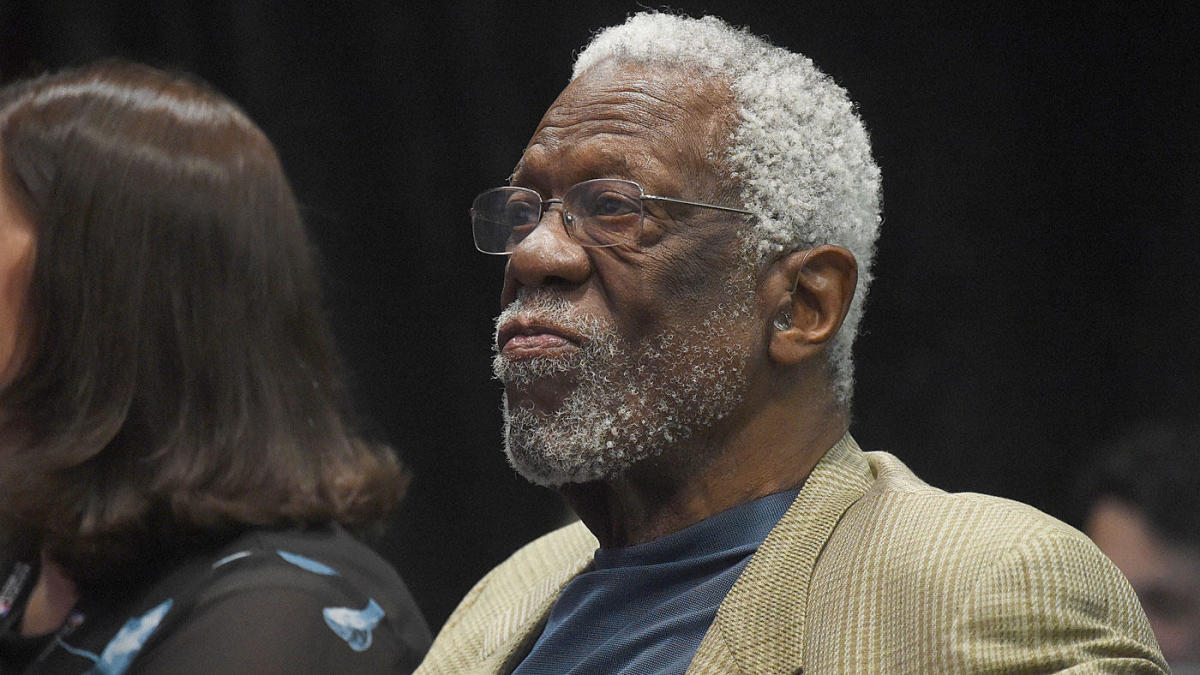 Celtics legend Bill Russell accepts Basketball Hall of Fame ring, ends 44-year boycott with private ceremony