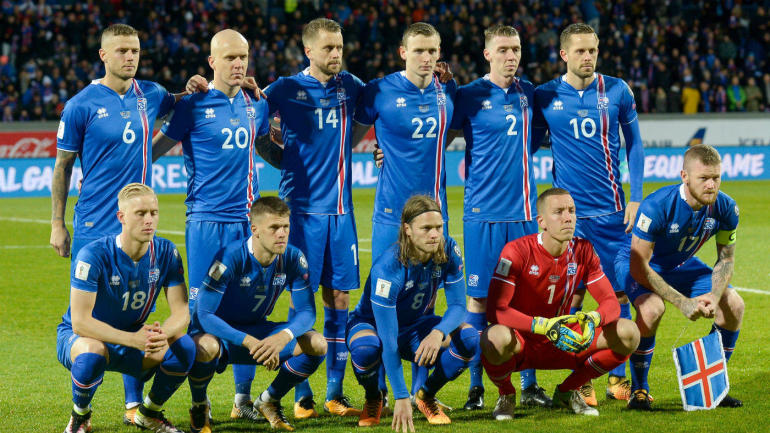 Iceland at the 2018 World Cup: Scores, schedule, complete ...