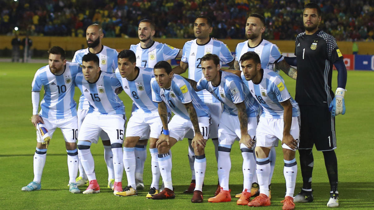 f17915b4ce4 Argentina at the 2018 World Cup: Schedule, scores, how to watch Lionel  Messi, TV and live stream, players to watch - CBSSports.com
