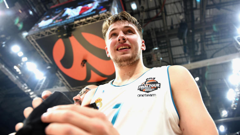 Luka Doncic scouting report  What to know about 2018 NBA Draft s top  European prospect - CBSSports.com dd93a90e2