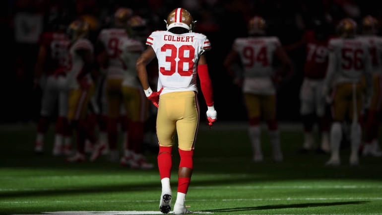 Pick-six-podcast-49ers-offseason-adrian-colbert-george-kittle-breakout-stars