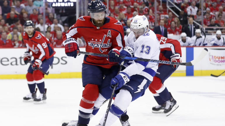 NHL playoffs 2018: Here's how oddsmakers predict Capitals vs. Lightning Game 7 will play out