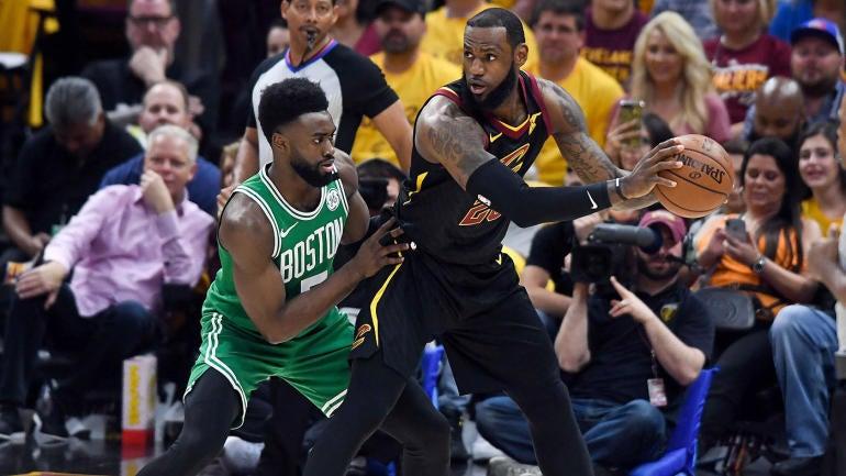 NBA Playoffs 2018: Cavaliers vs. Celtics score, live Game 5 updates, conference finals schedule ...