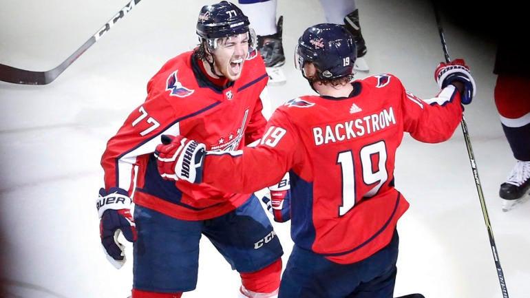 NHL playoffs 2018  Washington Capitals vs. Tampa Bay Lightning scores d3c0757bdfbd