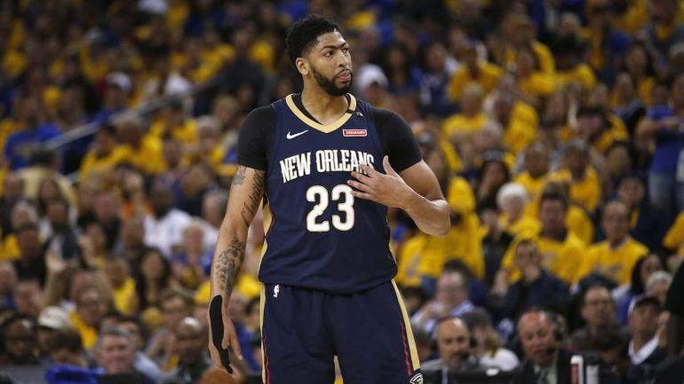 NBA All-Defensive team: Anthony Davis, Rudy Gobert top list of talented 2018 selections