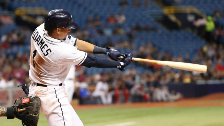 Fantasy Baseball Waiver Wire: Willy Adames makes his debut, Caleb Smith back on track
