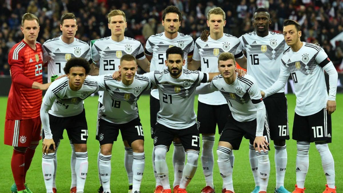 Deutsche Nationalmannschaft Aufstellung 2020
