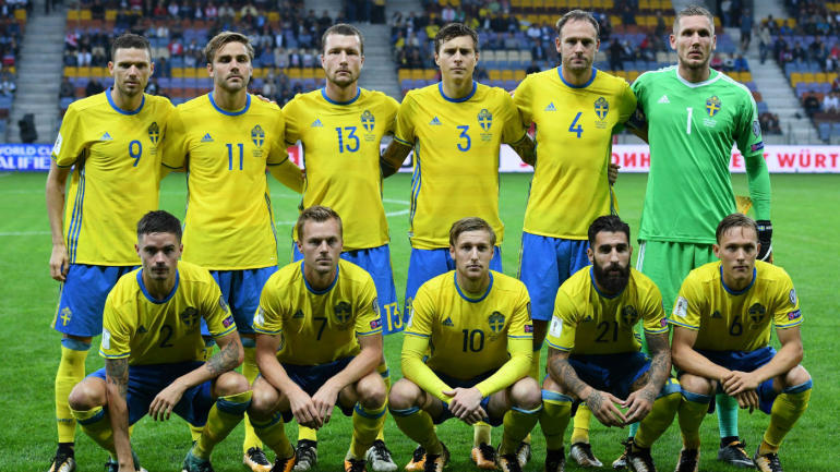 Sweden at the 2018 World Cup  Scores 9b120004c